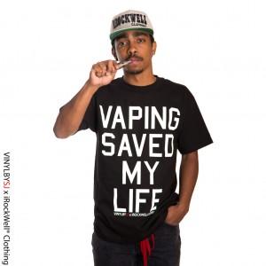 Vapear me ha salvado la Vida