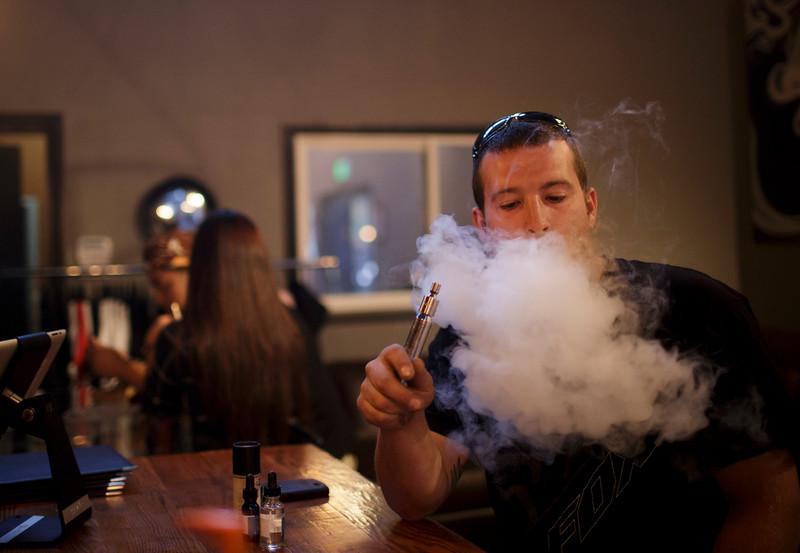 Donde se puede fumar con el cigarrllillo electronico
