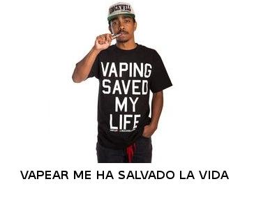 Los cigarrillos electronicos salvan vidas