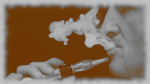 El cigarrillo electronico